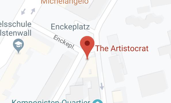 The Artistocrat Hamburg | Google Maps