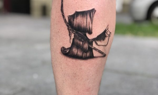 The Artistocrat Hamburg | Artwork Tattoo by Oliver Moule