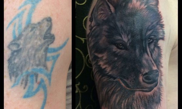 The Artistocrat Hamburg | Cover-Up Tattoo by Ariane Machat