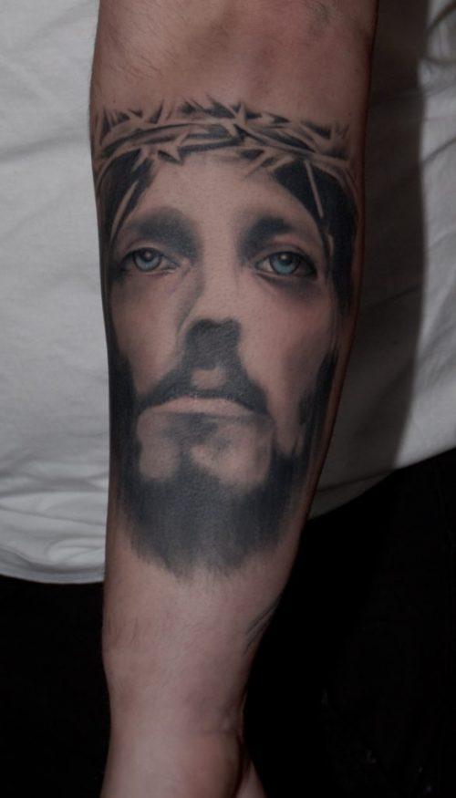 The Artistocrat Hamburg | Portrait Tattoo by Zsolt Machat